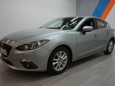 käytetty Mazda 3 2,0 SKYACTIV-G Premium 5ov (BQ3) **KORKOTARJOUS 1,9% + KULUT**ILMAINEN KOTIINKULJETUS**