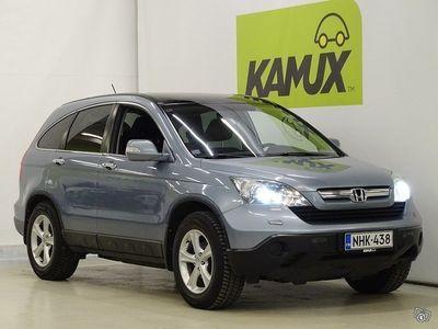 käytetty Honda CR-V 2,2 i-CTDi Elegance Plus 4WD Business //SUOMI-AUTO / WEBASTO KELLOLLA / IRROITETTAVA VETOKOUKKU / PA