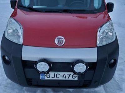 käytetty Fiat Fiorino -2011