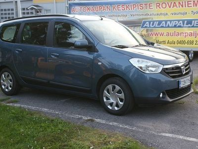 käytetty Dacia Lodgy