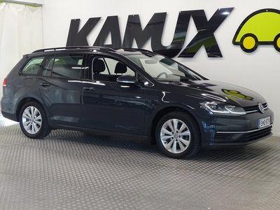 käytetty VW Golf Variant Comfortline 2,0 TDI 110 kW (150 hv) 4MOTION DSG-automaatti / Tuliossa myyntiin /