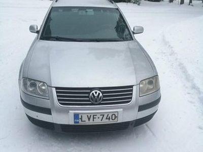 käytetty VW Passat 2.0 bensiini