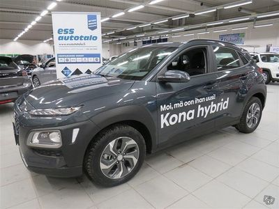 käytetty Hyundai Kona