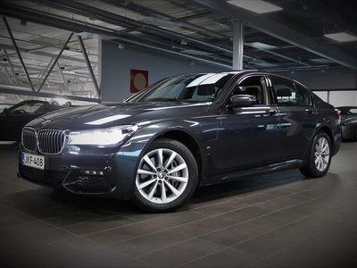 käytetty BMW 740 740 G11 Sedan e iPerformance M Sport, Active Cruise, Head Up, Surround View, H&K, Adaptive LED