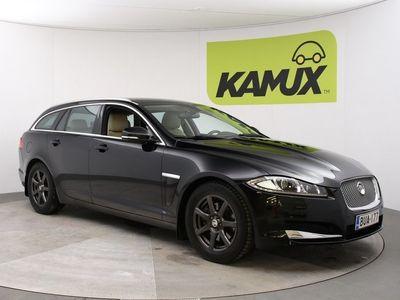 käytetty Jaguar XF Sportbrake 2,2 i4 Td 163 Business