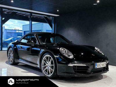 käytetty Porsche 911 Carrera S Cabriolet PDK 400hv / PDK / Bose / Sport-putkisto / PCM / Rahoitus / Takuu / Vaihto