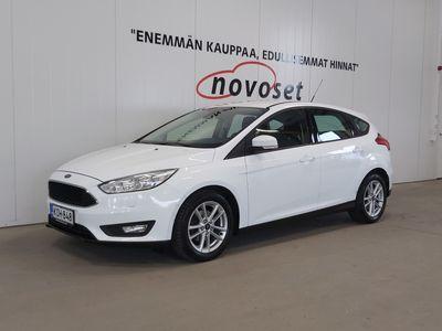 käytetty Ford Focus 1,0 EcoBoost 125 hv Start/Stop M6 Trend *TALVIKAMPANJA! RAHOITUSKORKO 1,99% KOTIINTOIMITUS 0€* KATSO!*