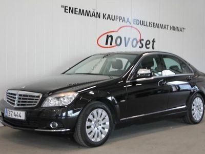 käytetty Mercedes C220 CDI Elegance Business Sedan Man. *0.49% KORKO, KOTIINTOIMITUS VELOITUKSETTA!*