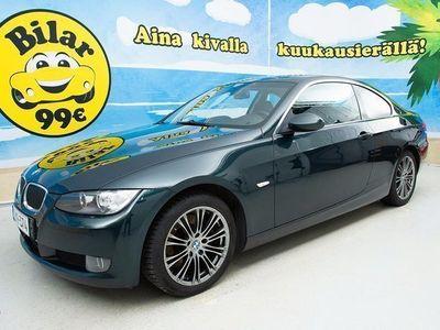 käytetty BMW 325 i Sport Coupé E92 - *UPEA PETO // VASTA HUOLLETTU // KATTOLUUKKU* - *ILMAINEN KOTIINTOIMITUS KAIKKIA