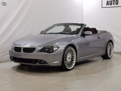 käytetty BMW 645 Cabriolet
