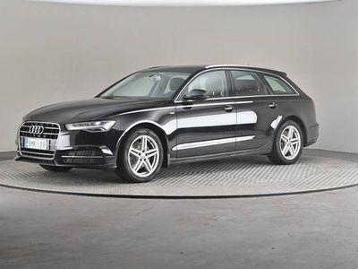 käytetty Audi A6 Avant SlineBsnSport 2,0TDI ultra A- Webasto, Navi, Peruutuskamera, Vetokoukku-