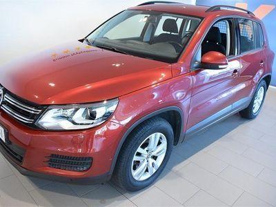 käytetty VW Tiguan Trend & Fun 1,4 TSI 90 kW (122 hv) BlueMotion Technology