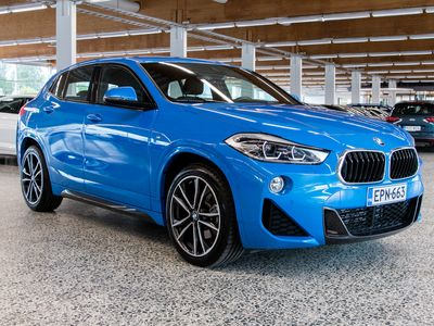 käytetty BMW X2 F39 xDrive 20d A Business ///M-Sport