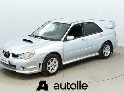 käytetty Subaru Impreza *UPEA* 2.5 WRX Business AWD 4d
