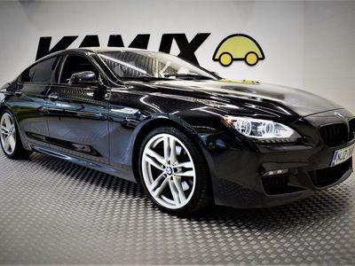 käytetty BMW 640 F06 Gran Coupé A xDrive M-Sport / Hud / Pro-Navi / Comfort penkit / Comfort Access /
