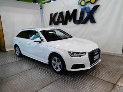 käytetty Audi A4 Avant Business 2,0 TDI 110 kW**WEBASTO**LED-AJOVALOT**