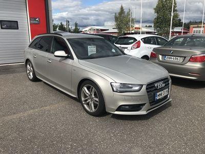käytetty Audi A4 Avant Business 2,0 TDI clean diesel 140 kW quattro - #nelivetoquattro #hyvätvarusteet