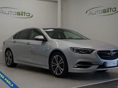 käytetty Opel Insignia GRAND SPORT 1.5T OPC LINE AUTOMATIC, WEBASTO + XENON ++. Myös vaihto ja rahoitus, jopa ilman käsirah