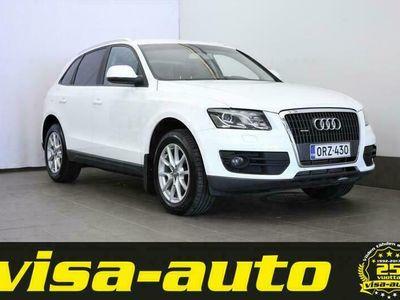 käytetty Audi Q5 2,0 TDI 125kW quattro Business S tronic *Bi-Xenon, Suomiauto, Jakohihna juuri vaihdettu*