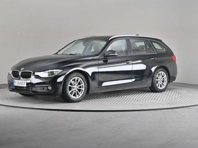 käytetty BMW 320 3 Serie F31 Touring d ED Business- Harman Kardon, Lasikatto, Comfort Access, Nahat-