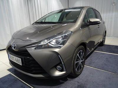 käytetty Toyota Yaris 1,5 Dual VVT-i Active 5ov Multid S