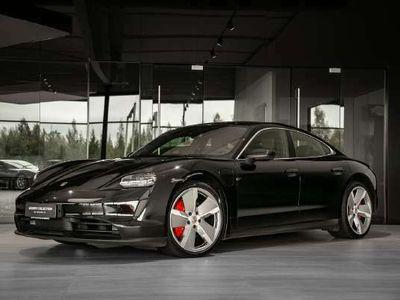 käytetty Porsche Taycan 4S 420kW Performance Battery, PES, Panorama, Sport Chrono, 21 vanteet - Tehdas