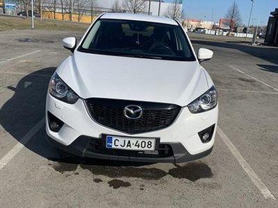 käytetty Mazda CX-5 2,2 SKYACTIV-D Dynamic