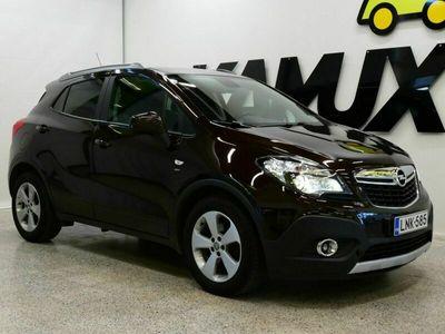 käytetty Opel Mokka 5-ov Drive 1,4 Turbo 103kW AT6