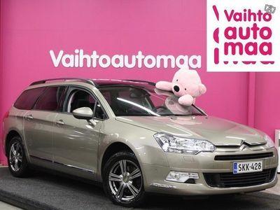 käytetty Citroën C5 HDi 110 Dynamique Business Tourer *KK erä 69e* *Webasto* *Panorama-lasi* *Käsiraha 0e* *3kk Lyhennys