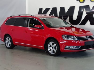käytetty VW Passat Variant premium 2,0 TDI 130 kW (177 hv) BlueMotion Technology 4MOTION DSG-aut