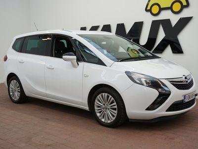 käytetty Opel Zafira Tourer Drive 1,6 XNT Turbo Maakaasu / 7-PAIKKAINEN /