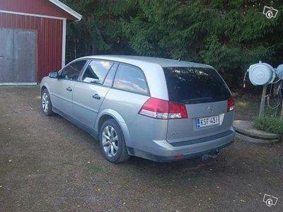 käytetty Opel Vectra bensa facelift