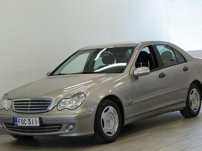 käytetty Mercedes C200 CDI 4d 90kw - Seuraava katsastus: 11.06.2020