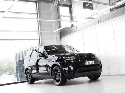 käytetty Land Rover Discovery 2,0 Td4 HSE Aut / 2-Hlö pakettiauto + Nahat + Navi + Webasto + LED-valot + Vetok. + Sis. ALV 24%