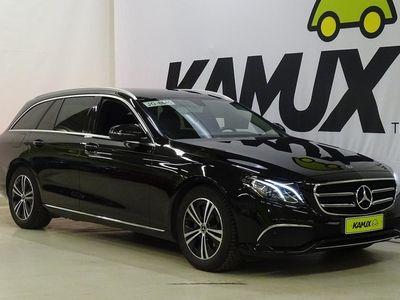 käytetty Mercedes E200 E9G-Tronic / Facelift / Alv / Widescreen / Peruutuskamera / Sähkökontti/ Kuolle
