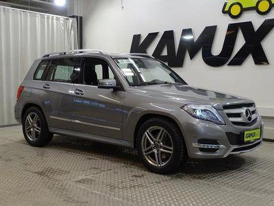 käytetty Mercedes GLK220 CDI BE 4Matic A Premium Business / TULOSSA MYYNTIIN /