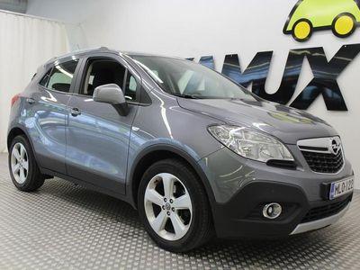 käytetty Opel Mokka 5-ov Enjoy 1,6 ecoFLEX Start/Stop 85kW MT5 **** Tähän autoon on saatavilla LänsiAuto Safe -sopimus j