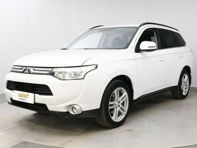 käytetty Mitsubishi Outlander 2,0 MIVEC Intense CVT AT 4WD 5P Business - *HULLU 0% KORKO!*