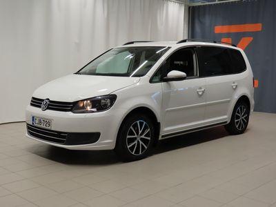 käytetty VW Touran Comfortline 1,6 TDI 77 kW (105 hv) BlueMotion Technology *Vetokoukku, peruutustutka, lämmittimet*