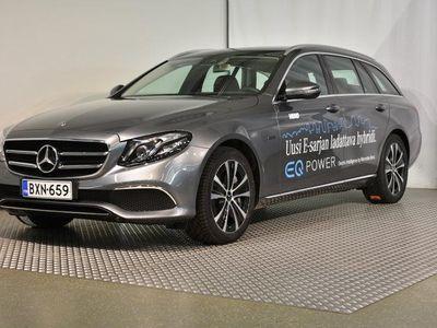 käytetty Mercedes E300 T A Business Edition EQ Power