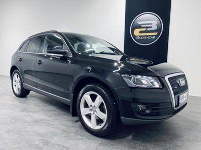 käytetty Audi Q5 2,0 TDI QUATTRO S TRONIC BUSINESS **SUOMI-AUTO, XENON, KOUKKU, LOHKO&SISÄLÄM. KORKO 1,99%**