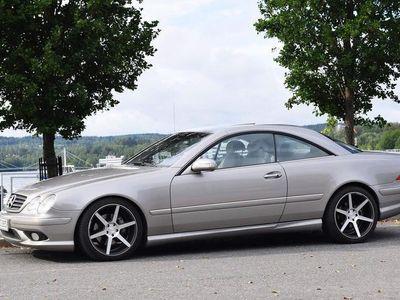 käytetty Mercedes CL500 CL 500 Coupe 2d A - Tehokas ja näyttäväCoupe.