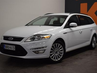 käytetty Ford Mondeo 1,6 EcoBoost 160 hv Start/Stop Edition M6 Wagon
