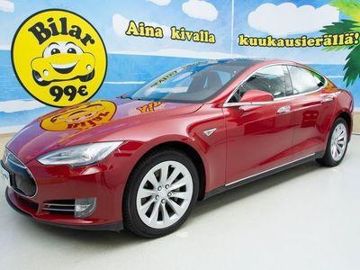 käytetty Tesla Model S 85D - * AUTOPILOT 1 * SUPERCHARGER * NEXT GEN * TALVIPAKETTI * - *HOMMA OK!*