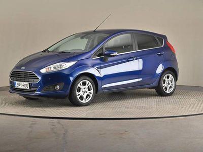 käytetty Ford Fiesta 1,0 EcoBoost 125 S/S Titanium 5ov (MY16) -Navi, Cruise, Tutkat-