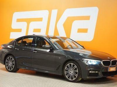 käytetty BMW 530 G30 Sedan xDrive Business M-SPORT ** TULOSSA / Comfort-istuimet / Webasto / Kamera **