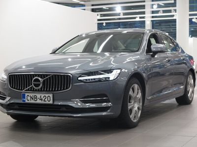 käytetty Volvo S90 T8 TWE AWD INSCRIPTION AUT