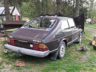 käytetty Saab 900 gls -80