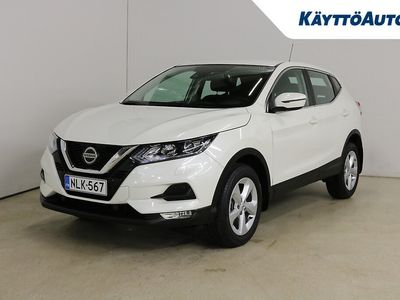 käytetty Nissan Qashqai dCi 115 Acenta 2WD 6M/T Safety Pack