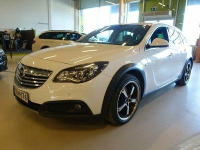 käytetty Opel Insignia Country Tourer 2,0 CDTI BiTurbo 4x4 143kW AT6